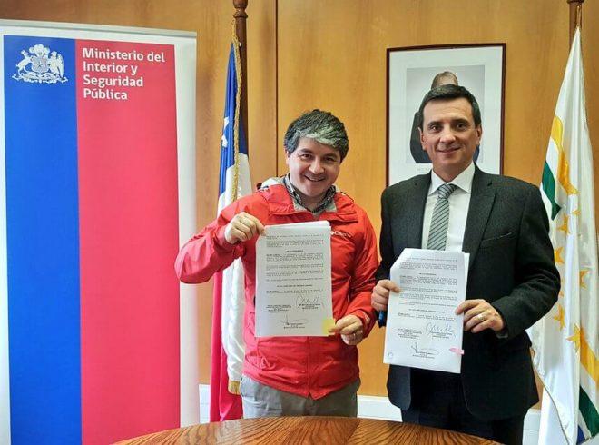 Gobierno Completó Transferencia de $700 millones a Municipalidad de Valdivia para Ejecutar Plan Comunal de Seguridad Pública