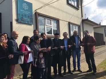 Senador De Urresti participó en la inauguración del primer centro cultural de La Unión