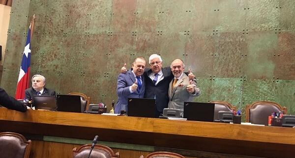 """Diputado Berger tras aprobación de Feriado regional: """"Es el merecido reconocimiento que Chile hace a las regiones"""""""