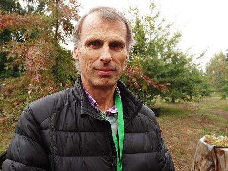 """Ingeniero forestal Fernando Droppelmann: """"Las plantaciones forestales han tenido un rol muy importante en detener la erosión"""""""