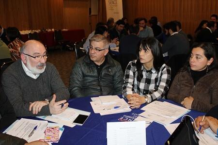 Empresarios y dirigentes participaron en Jornada Levantamiento Demandas Laborales