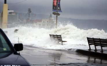 Se declara Alerta Temprana Preventiva para la Región de Los Ríos por evento meteorológico