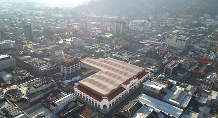 Arquitecto presenta anteproyecto del nuevo Mercado Municipal