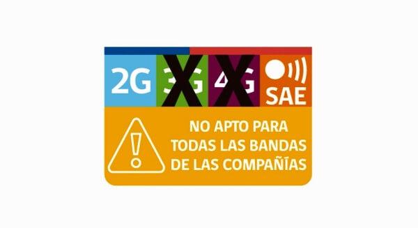 Homologación y recepción de alertas de emergencia serán obligatorias en teléfonos celulares a contar del 23 de septiembre