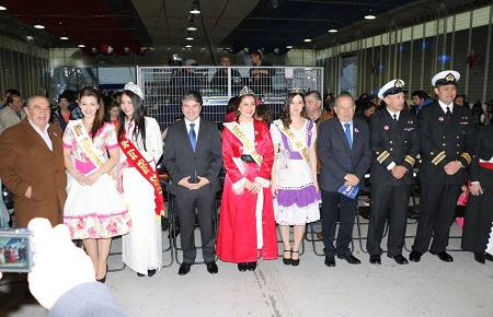 Municipio de Valdivia inauguró Fonda Familiar y Fiesta de las Tradiciones del Parque Saval