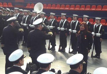 Día del Reservista es conmemorado en la Base Naval Talcahuano
