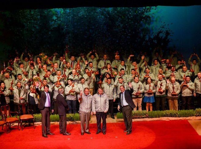 Forestales reconocen el compromiso de bomberos, brigadistas y autoridades para combatir incendios