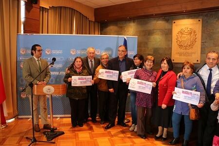 Municipio entregó los presupuestos participativos 2017