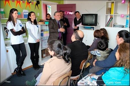 En Puerto Varas se realizó lanzamiento del Programa de Ortodoncia para niños del sistema público de Salud