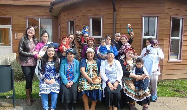 Hospital Puerto Octay y Centro Ruka Lawen del Cesfam Lago Ranco intercambiaron experiencias sobre partos interculturales y crianza mapuche