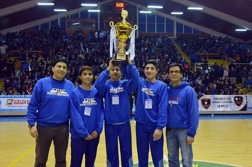 CDSC Puerto Varas se coronó campeón de Copa Saesa 2017