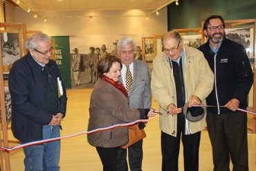 En Temuco se inauguró exposición fotográfica que conmemora la Reforma Agraria