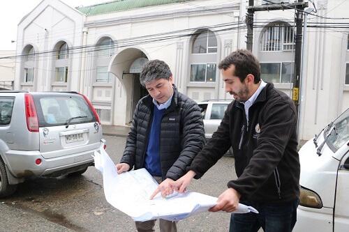 Con proceso de participación ciudadana municipio de Valdivia inicia trabajo para obtener un Plano Seccional de Fachadas para el centro de la ciudad