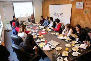 Autoridades regionales analizaron principios de la Ley de Inclusión Laboral en Irade
