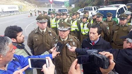 Equipo SIAT operará durante Fiestas Patrias en Chiloé