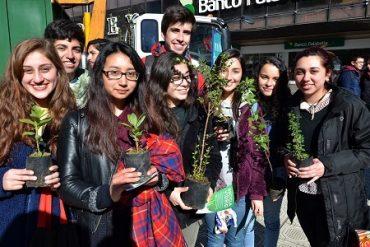 Campaña de reciclaje «Tu Botella de Vidrio por un Árbol»