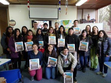 Primer curso de guía bilingüe para aviturismo congrega a estudiantes de toda la Región de Los Ríos