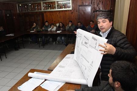 Municipio de Valdivia presenta maqueta de nueva sede para UCODEVAL
