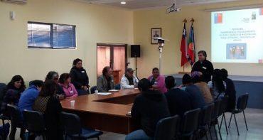 Algueros recibirán apoyo para capacitaciones y giras tecnológicas gracias al Programa de Zona de Rezago de Arauco