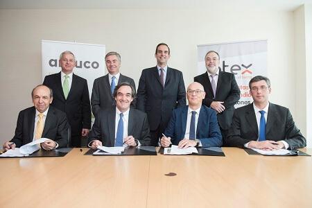 ARAUCO y ETEX Group establecen alianza de innovación en madera para la construcción