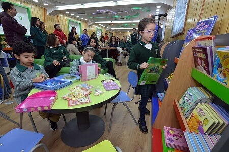 Municipalidad de Temuco inaugura Biblioteca Infantil  Galo Sepúlveda
