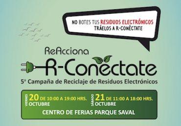 Comienza 5ª Campaña Re-Conéctate de residuos electrónicos en Valdivia
