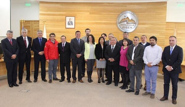 Proyectos por más de 1000 millones de pesos financia Gobierno Regional en sectores rurales del área sur de Región de Aysén