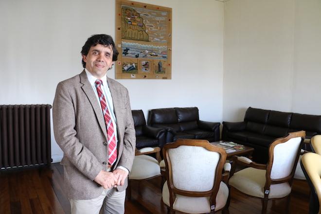 """Elías Sabat (RN), candidato a consejero regional por LosRíos: """"Si se eligieran personas con capacidades idóneas para ostentar un cargo, esta región progresaría mucho más rápido"""""""