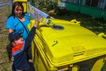 Primera Feria del Reciclaje realizará San Pedro de la Paz