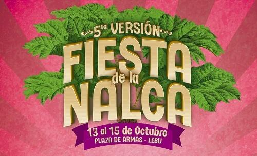 Por pronóstico de lluvia para este fin de semana, la «Fiesta de la Nalca» se realizará del 13 al 15 de octubre