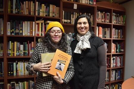 Valdiviana es una de las ganadoras del 3° Concurso Nacional de Booktubers de Bibliotecas Públicas
