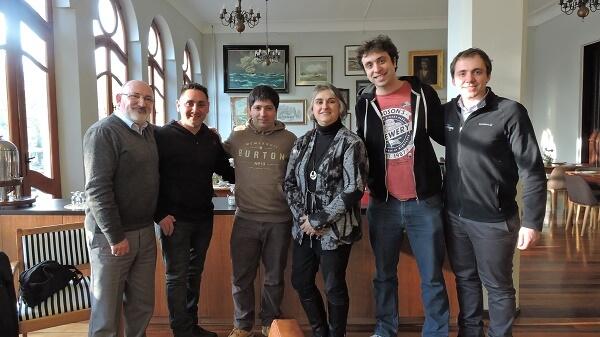 """Cerveceros """"made in Valdivia"""" viajan a conocer la refrescante realidad de República Checa"""