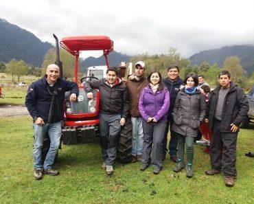 Comunidad indígena de Rupumeica Bajo mejora su agricultura con nueva maquinaria