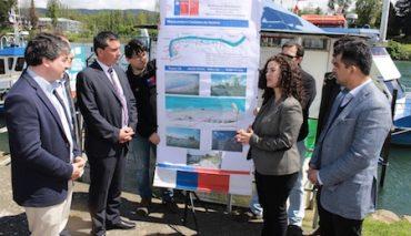 Directora nacional de Obras Portuarias anuncia que en diciembre se inicia reposición de la Costanera de Valdivia