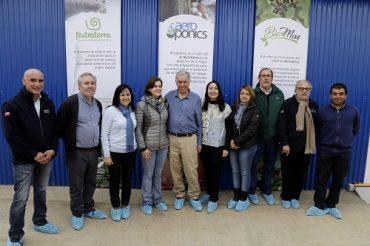 Ministro de Agricultura entrega incentivos para mejorar productividad agrícola de Los Ríos