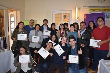 Taller de Jóvenes Programadores certificó en Los Ríos a más de 25 participantes