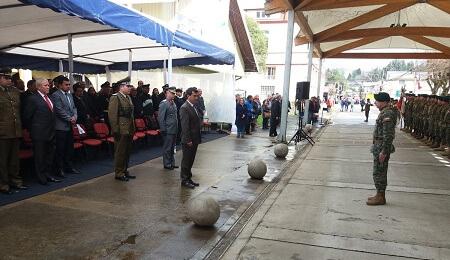 Provincia del Ranco celebró su décimo aniversario de creación