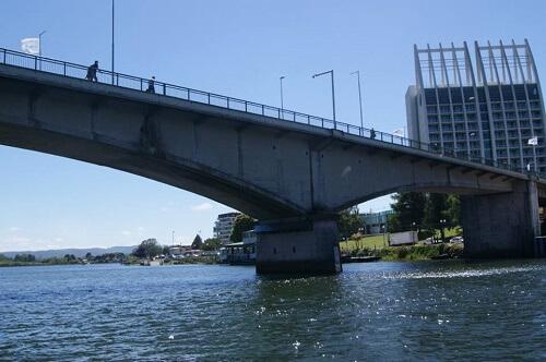 Ingeniería para ampliación del puente Pedro de Valdivia entra a fase decisiva