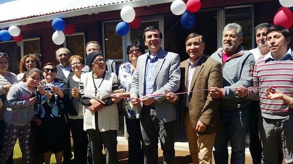 Vecinos de Mancera cuentan con nueva sede social