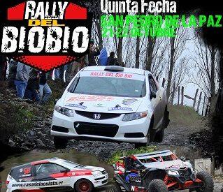 Intendente Giacaman inicia reuniones con miras al mundial de Rally 2020