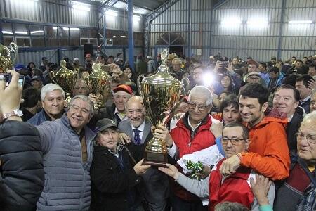 Rayueleros valdivianos se proclamaron campeones regionales