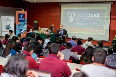 Innovaciones escolares fueron premiadas en concurso SaviaLab de Los Ríos