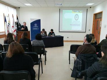 Académicos USS participaron de Primera Jornada en Ética de la Investigación en Valdivia