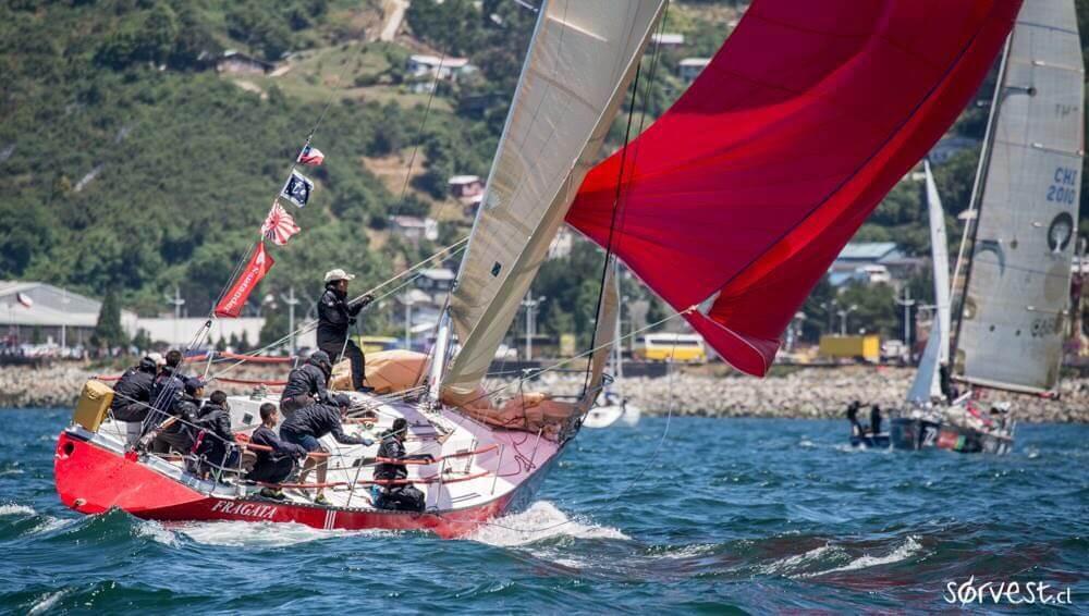 Veleristas celebrarán 200 años de la creación de la Armada de Chile con regata de vela mayor en Talcahuano