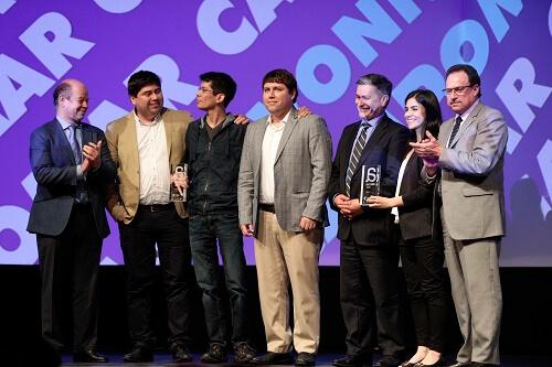 Software sampedrino gana Premio Nacional de Innovación Avonni Campomar 2017