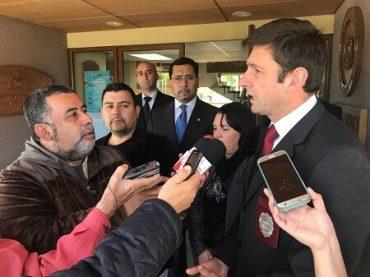 """PDI y Gobernación de Valdivia lanzan campaña """"Por una Migración Segura y Responsable"""" en Los Ríos"""
