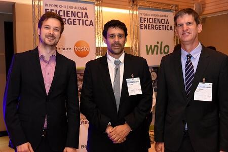 IV Foro Chileno-Alemán de Eficiencia Energética analiza el impacto y los desafíos para el mercado nacional