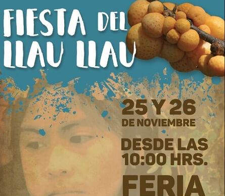 Celebrarán Fiesta del Llau Llau en Feria de Punahue