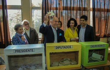 """Diputado Flores tras elecciones en Los Ríos: """"Solo quiero agradecer todo el apoyo que me brindaron en estas elecciones"""""""