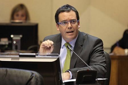 Senador Harboe y alcalde de Lota piden recursos al Gobierno para disminuir niveles de violencia